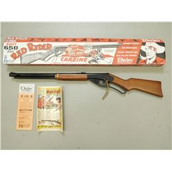 DAISY 650 SHOT RED RYDER CARBINE BB RIFLE