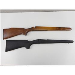 ASSORTED REMINGTON GUN STOCKS