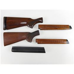ASSORTED REMINGTON STOCKS