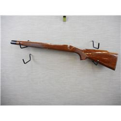 REMINGTON 700 WOODEN GUN STOCK