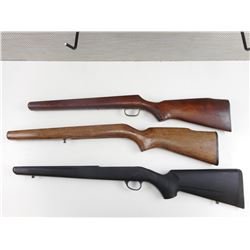 ASSORTED GUN STOCKS