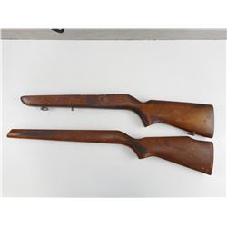MARLIN WOODEN GUN STOCKS