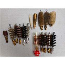 ASSORTED CLEANING BRUSHES
