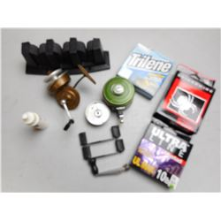 ASSORTED FISHING PARTS/ACCESSORIES