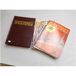ASSORTED SHOOTING TIMES MAGAZINES