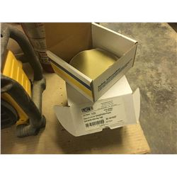 3 BOXES OF SANDING DISKS