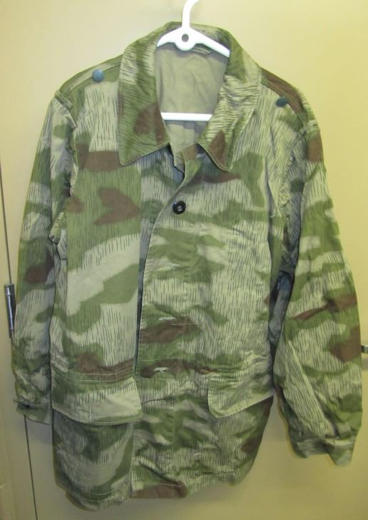 Image 1   SPRING CAMO HUNTING JACKET 2XL AND TILLEY HAT ... ba09061de8f