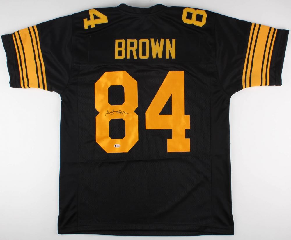 steelers color rush jersey antonio brown