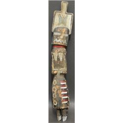 FOLK ART KACHINA