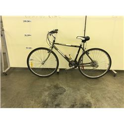 GREY AND GREEN MIELE PALERMO 21 SPEED ROAD BIKE