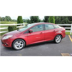 2014 Ford Focus Like New Condition! 27000 Miles