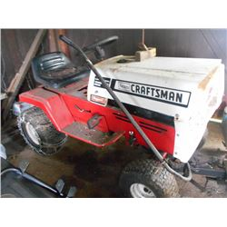 Craftsman Mower w/ Blade / Runs