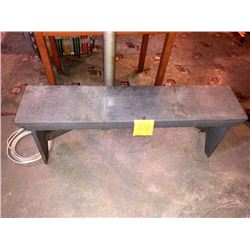 Vintage Water Bench