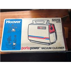 Hoover Porta-Power Vacuum Cleaner S1015