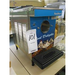 SaniServ Soft Serve Ice Cream Machine, Model DF200