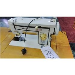 White Sewing Machine, Works