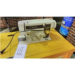 White Sewing Machine, As-Is