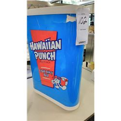 Hawaiian Punch Insulated Display Cooler
