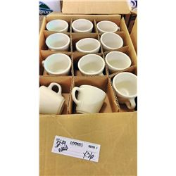 Homer Laughlin Coffee Cups, NEW