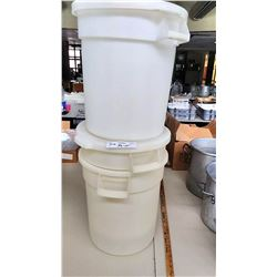 Large Food Tub Containers (3)