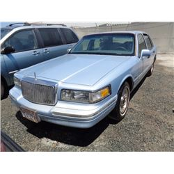 LINCOLN TOWN CAR 1997 T-DONATION