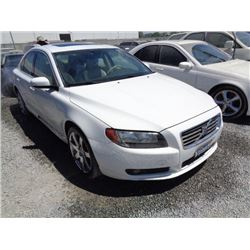 VOLVO S80 2007 APP  DUP/T-DON