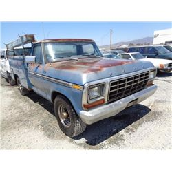 FORD F350 1979 T-DONATION