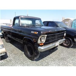 FORD F100 1969 T-DONATION