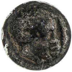 LESBOS: Anonymous, ca. 550-480 BC, BI 1/12 stater. NGC F