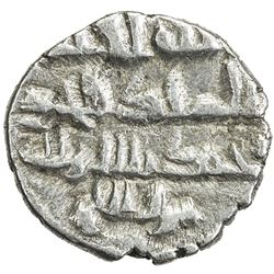 GOVERNORS OF SIND: Musa al-Barmaki, ca. 831-836, AR damma (0.44g), NM, ND. VF