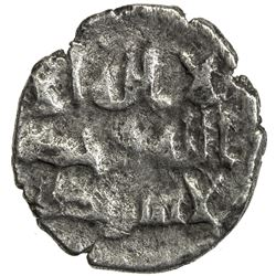 HABBARIDS OF SIND: 'Abd Allah II/III, after 900, AR damma (0.56g), NM, ND. VF-EF