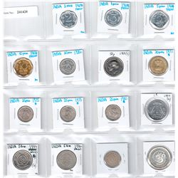INDIA: LOT of 15 pieces