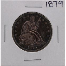 1879 Seated Liberty Half Dollar Coin