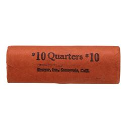 Roll of (40) 1959-D Brilliant Uncirculated Washington Quarters