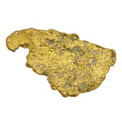 Australian Gold Nugget 2.729 Grams Total Weight