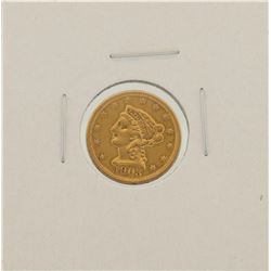 1903 $2.5 Liberty Head Quarter Eagle Gold Coin