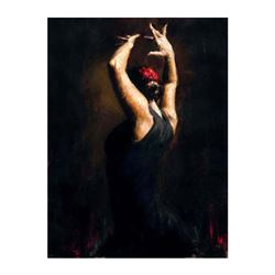 Flamenco IV by Perez, Fabian