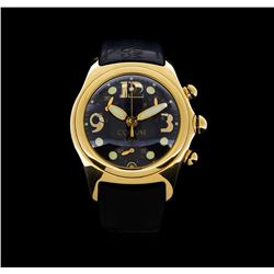 Corum 18KT Yellow gold Bubble Chronograph Men's Watch
