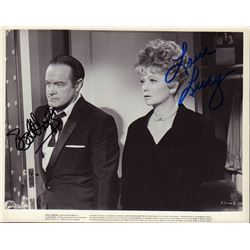 Lucille Ball & Bob Hope