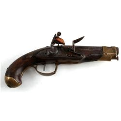 M1790 French Flintlock Gendarme Pistol .59 Caliber