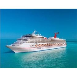 7 Night Mexican Riviera Cruise for 2, Saturday, June 2, 2018