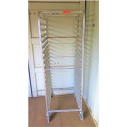 Stainless Steel Sheet Pan Rolling Rack