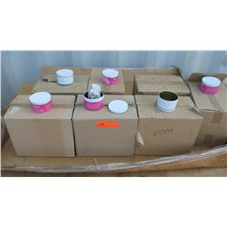 Qty 2 Cases of 12 1/2 Size Hotel Pan Covers