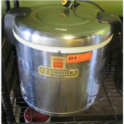 Ricemaster  Rice Warmer (Pick-up from Mililani)