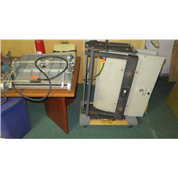 Seal Commercial 200 Dry Mounting / Laminating Press, Seal Masterpiece 500T Dry Mounting Press