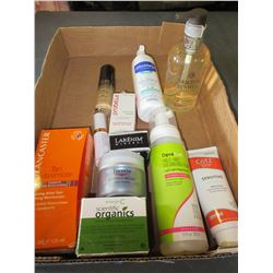 Bundle of New Health & Beauty Assorted Items / great value