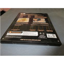 Case of 40 sheets Sandpaper / 9 x 11 / assorted grits 60-100-150-240 grit