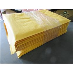 12 New Bubble Mailers 12 x 9""