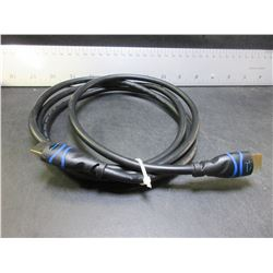 Blue Rigger 7 foot  High Speed HDMI Cable with Ethernet