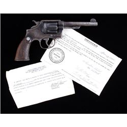 S&W British Proof M&P Capture .38 Revolver w/ CERT